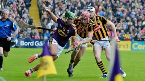 Leinster SHC Semi-Final 2017 –  Wexford v Kilkenny