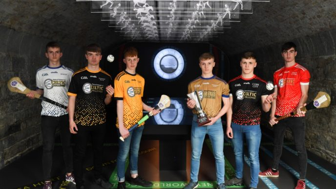Celtic Challenge Game v Wexford