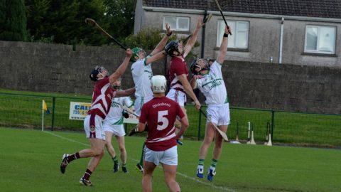 Shield Final Boro v O'Loughlins
