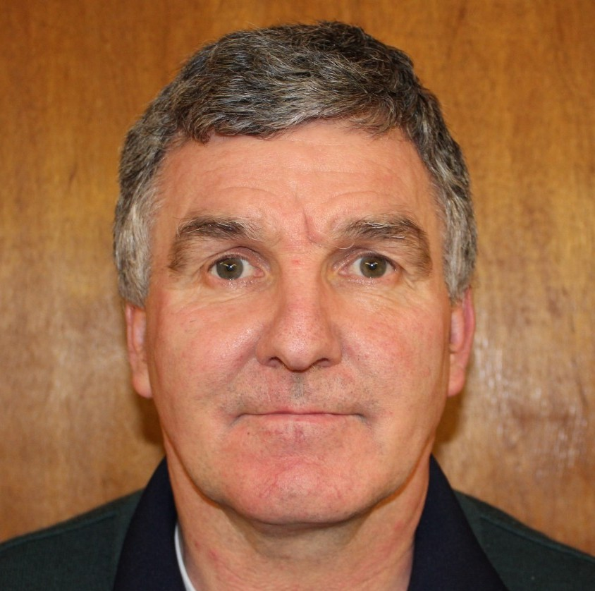 Pat Hayes - Referees Administrator