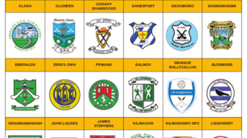 Club Crests 2019