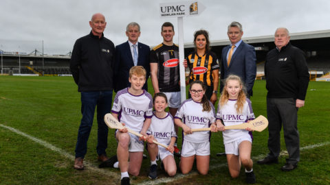 UPMC Nowlan Park Naming Rights Announcement