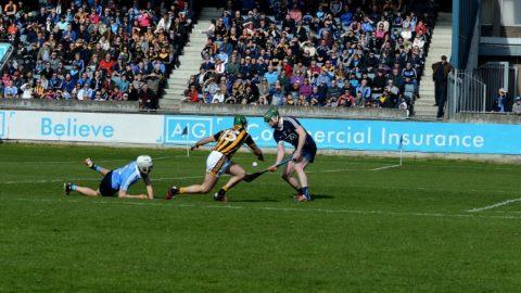 Allianz League 2017 Rd 5 – Dublin v Kilkenny – (WD)