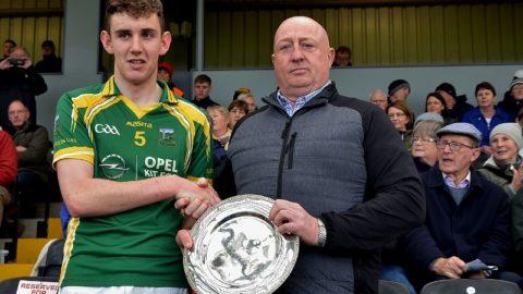 Kilkenny Honda Centre Minor B Final – Dunnamaggin v Mullinavat