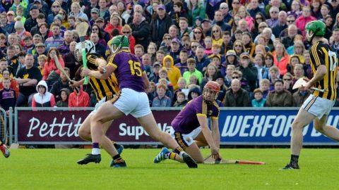 Leinster SHC Round 5 – Wexford v Kilkenny (WD)