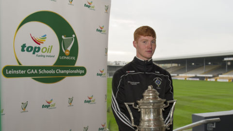 Top Oil Leinster Post Primary Schools Final Launch