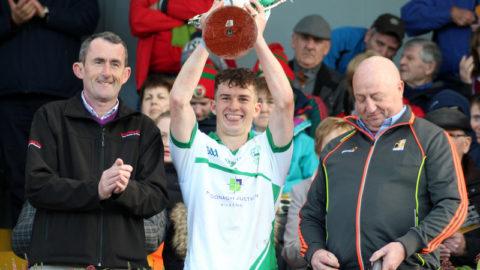 Kilkenny Honda Centre Minor A Final – O'Loughlin Gaels v James Stephens