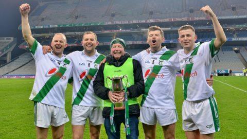 AIB All Ireland Intermediate & Junior Club Finals 2020