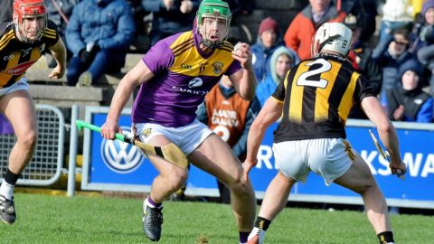 AHL Round 3 Kilkenny await the arrival of Wexford