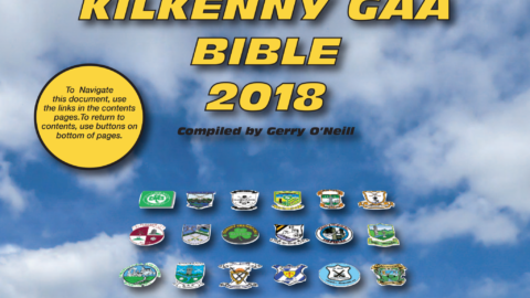 Kilkenny GAA Bible 2018