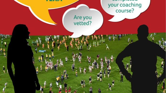 Pathway to Working in a Role of Responsibility with Juveniles(U18) in Kilkenny GAA