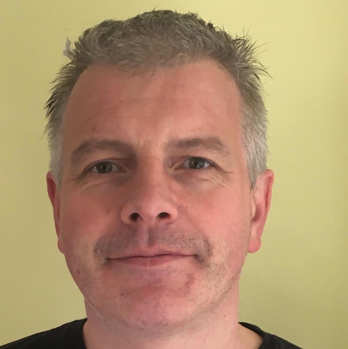 Joe Loughrey - Committee Member