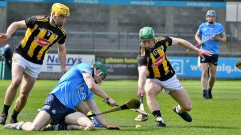 Kilkenny record Allianz league opening win against Dublin