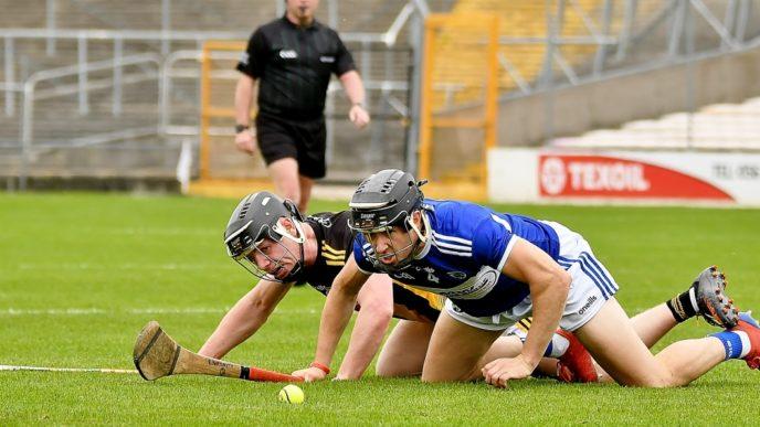 Kilkenny claim victory over Laois
