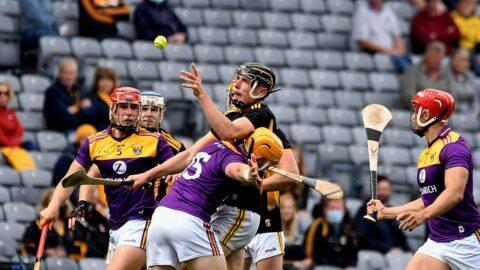 Leinster Semi-Final Vs Wexford 2021