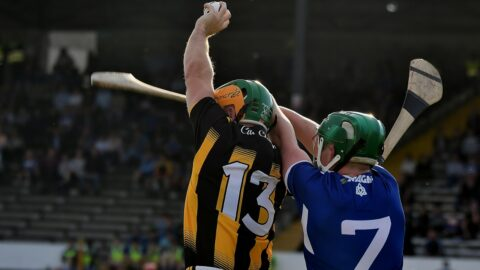 Kilkenny U-20 team to face Galway