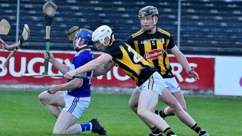 Kilkenny Vs Laois U-20 Leinster Quarter Final 2020