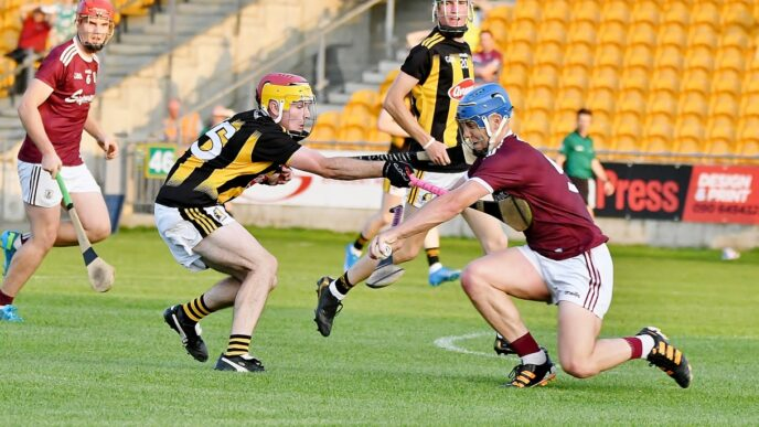 Kilkenny come up short against Galway