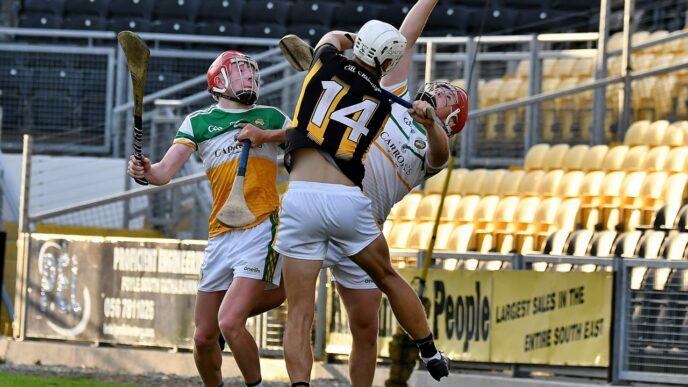 Kilkenny minors claim Leinster Final spot