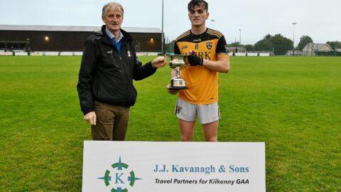 St Canice's Credit Union Senior & JJ Kavanagh & Sons Junior League Finals