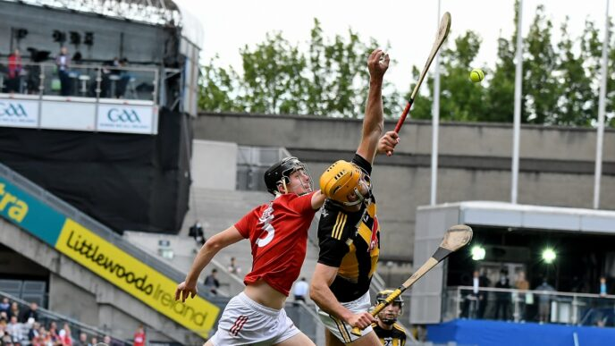 Kilkenny fight to the end but Cork claim All-Ireland Final spot