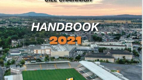Kilkenny GAA Handbook 2021 Now Available